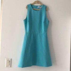 Elizabeth and James Blue Dress Size 2